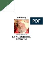 Jo Beverley - Serie Bribones 06 - La Amante Del Demonio