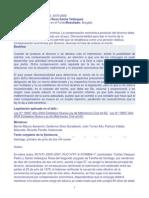 DIVORCIO. La Compensación Económica Producto Del Divorcio Debe Ser Un Monto Fijo y Determinado Por El Juez.01.06.09.