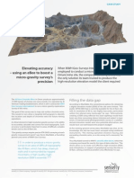 SenseFly Case Study Micro Gravity Survey-Oman