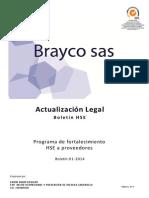 Boletín 01-2014