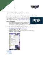 LSM SSD Firmware Update 020811-R00