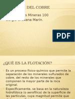 FLOTACIÓN DEL COBRE 2.pptx