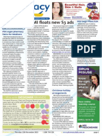 Pharmacy Daily for Thu 12 Nov 2015 - ASMI floats new S3 ads, PSA urges pharmacy items for Medicare, Billie Goat launches Ditch the Itch, Travel specials and much more