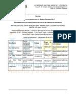 Informe Practica Quimica Organica Yopal