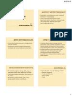 Manajemen Metode Regresi Linier Sederhana