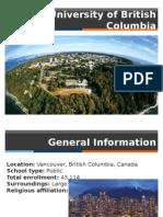 APUSH College Presentation-UBC