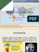 Presentación Del Curso de Geografía Económica