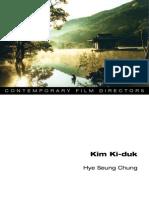 Hye Seung Chung - Kim Ki-duk (Contemporary Film Directors)
