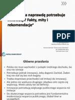 Piatkowski_Innowacje Fakty i Mity_Oct 2015