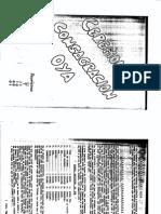 Ceremonia Consagracion de Oya 2 documento antiguo