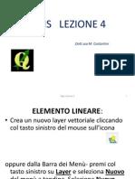 QGIS   LEZIONE 4