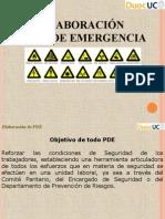 4.- Elaboraciòn Plan de Emergencia PDE.pptx
