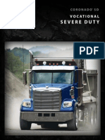 Freightliner Coronado Brochures