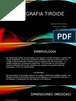 sonografia tiroides tema  1