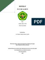 Cover Referat Fluor Albus