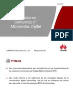 1 Principios de Comunicación Microondas Digital