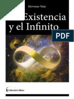 LA EXISTENCIA Y EL INFINITO - 2012 - 03 - dia 19