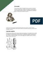 O Surgimento Do Microscópio - Física