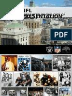 Oakland Presentation to NFL