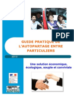 Guide Autopartage Entre Particuliers 28 02