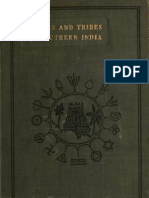 Castes and Tribes of Southern India Vol 7