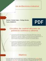 Presentación1 Electronica 1