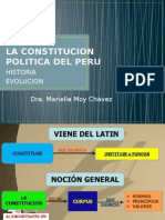 La Constitucion Politica Del Peru Ambiental
