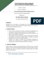 Carta Descriptiva Del Curso