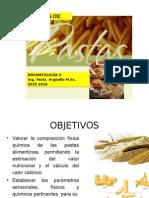 UNIDAD DOS PASTAS ALIMENTICIAS 2015 2016.pptx