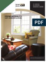 American Craftsman Windows Brochure