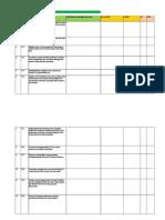 Checklist Kriteria Audit SMK3