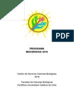 Programa lista Biocenosis