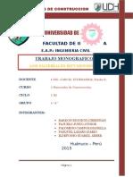 informe de materiales bituminosos