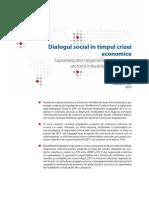 FES - Dialogul Social -ATrif