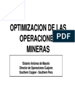 Southern Peru Copper Corporation _cuajone