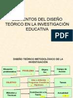 Diseño Investigación en Educación (29 Diapos)