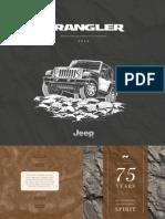 2016 Jeep Wrangler EBrochure