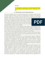Posible Resumen procaesos argentin
