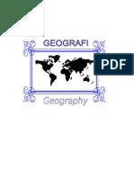 BAB 1 Geografi