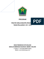 3.Program Prakerin 2011-2012