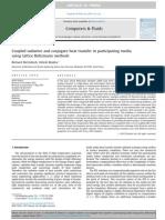 Radiation with Lattice Boltzmann Methods