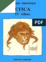 Etica IV Albus - Enrique Verastegui