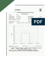 Certificado Mangueira