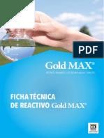 Goldmax - Ficha Tecnica
