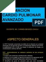 Reanimacion Cardio Pulmonar Avanzado 2014 - Copia