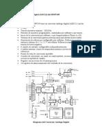 Conversor Análogo Digital (ADC12) Del MSPF149