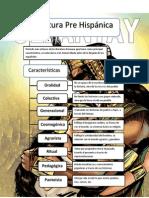 Características Literatura Prehispánica