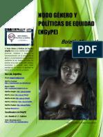 Boletín N° 19 Nodo Género y Políticas de Equidad