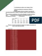 Optimizacion lineal - costo minimo