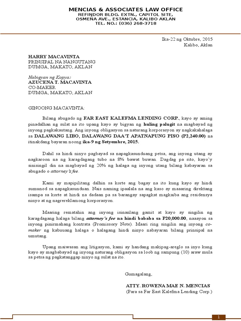 Notary Public Letter Format Tulum Smsender Co